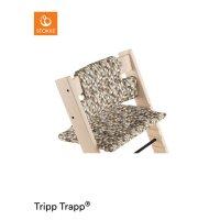 Coussin coton bio fauteuil bébé tripp trapp honeycomb calm