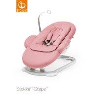 Transat bébé steps rose