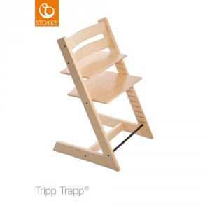 chaise haute b b volutive tripp trapp naturel de stokke en vente chez cdm. Black Bedroom Furniture Sets. Home Design Ideas