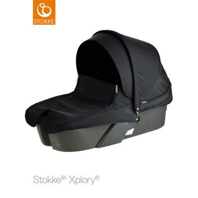 Nacelle xplory noir Stokke
