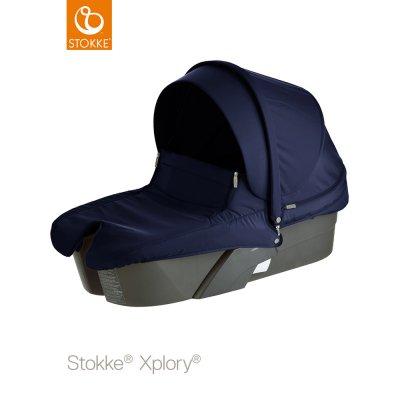 Nacelle xplory bleu profond Stokke