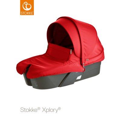 Nacelle xplory rouge Stokke