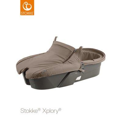 Nacelle xplory marron Stokke