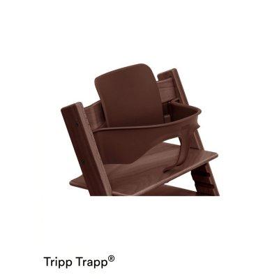 Fauteuil bébé tripp trapp baby set noyer Stokke