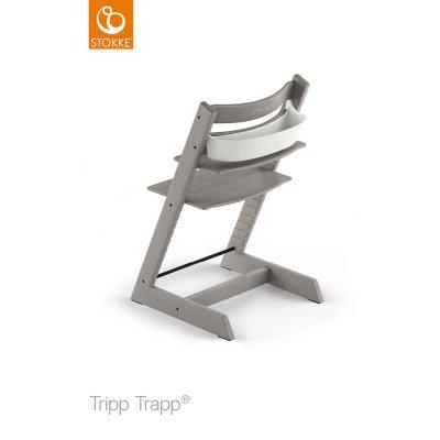 Bac de rangement pour tripp trapp blanc Stokke