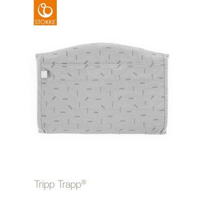 Coussin fauteuil junior tripp trapp croisé jade Stokke