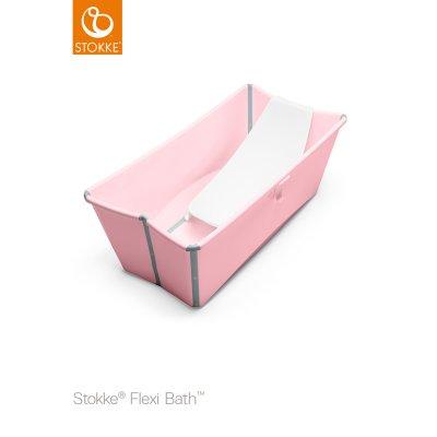 Transat de bain pour flexibath blanc Stokke