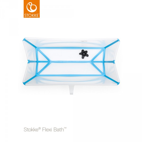 baignoire b b flexibath transparent sur allob b. Black Bedroom Furniture Sets. Home Design Ideas