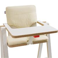 Coussin pour la chaise haute supaflat sable