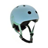 Casque de protection pour porteur highwaykick 1 bleu acier ( taille xxs-s)