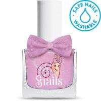 Vernis à ongles pour enfant snails candy floss