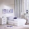 Lit chambre transformable 70 x 140 cm zen rivage Sauthon meubles