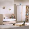 Lit bébé 140x70 évolutif 90x190 et140x190 avec kit de transformation inclus norway Sauthon meubles