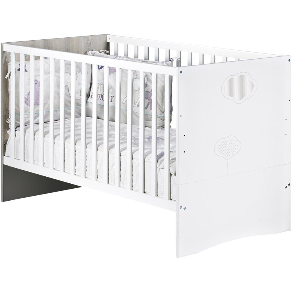 Lit little big bed 70x140 nael de Sauthon meubles sur allobébé