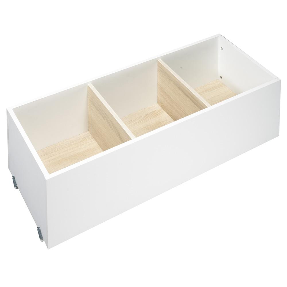 tiroir pour lit chambre transformable 60x120 oslo de sauthon meubles sur allob b. Black Bedroom Furniture Sets. Home Design Ideas