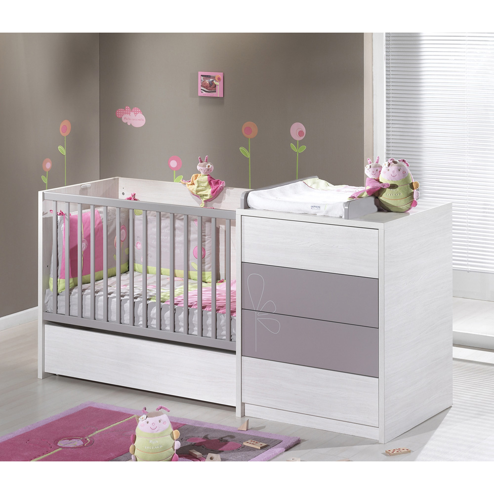 Chambre Blanc Taupe: Deco chambre bebe blanc et taupe. Tendance ...