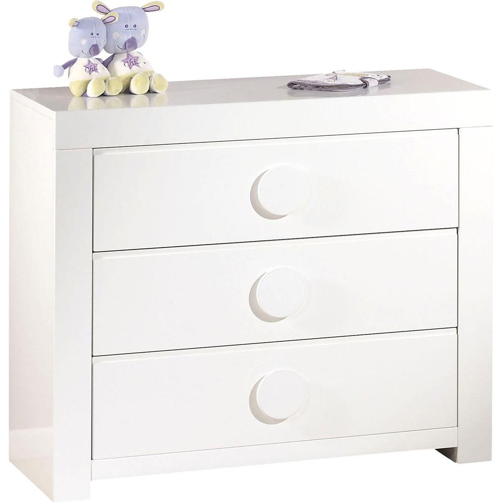 chambre b b trio zen bouton rond de sauthon meubles sur allob b. Black Bedroom Furniture Sets. Home Design Ideas