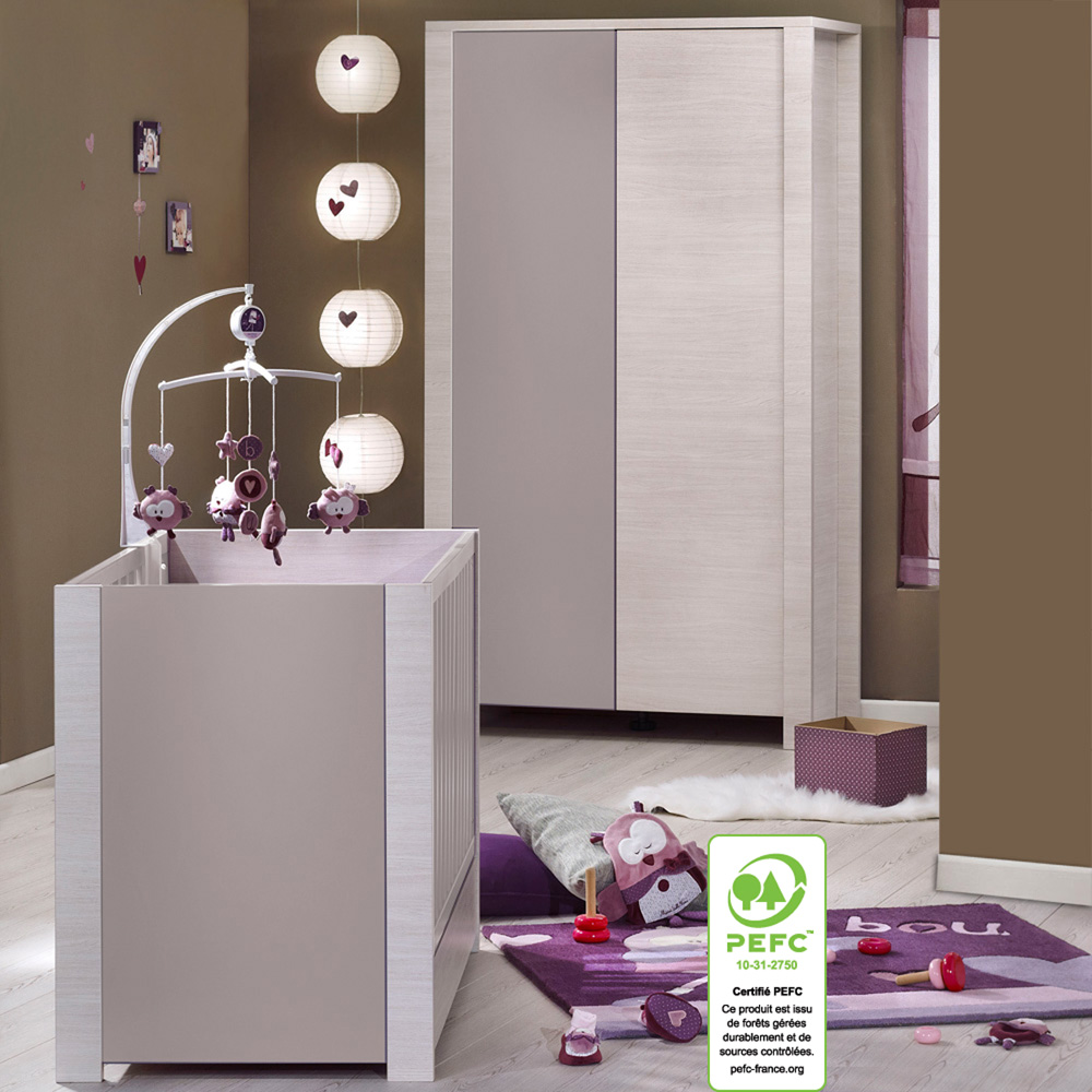 Meuble chambre taupe - Chambre beige taupe ...