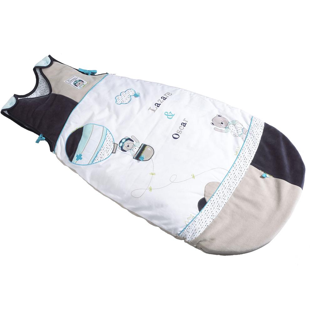 gigoteuse ouatinee 4 24 mois lazare de sauthon baby deco en vente chez cdm. Black Bedroom Furniture Sets. Home Design Ideas