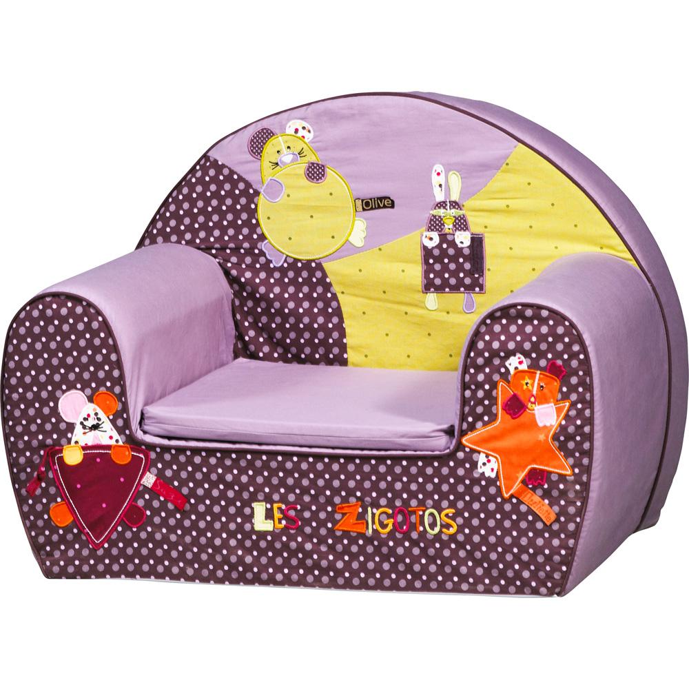 soldes fauteuil club zigotos 30 sur allob b. Black Bedroom Furniture Sets. Home Design Ideas
