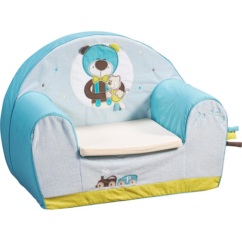 Fauteuil club paddy au meilleur prix sur allob b for Housse fauteuil mousse bebe