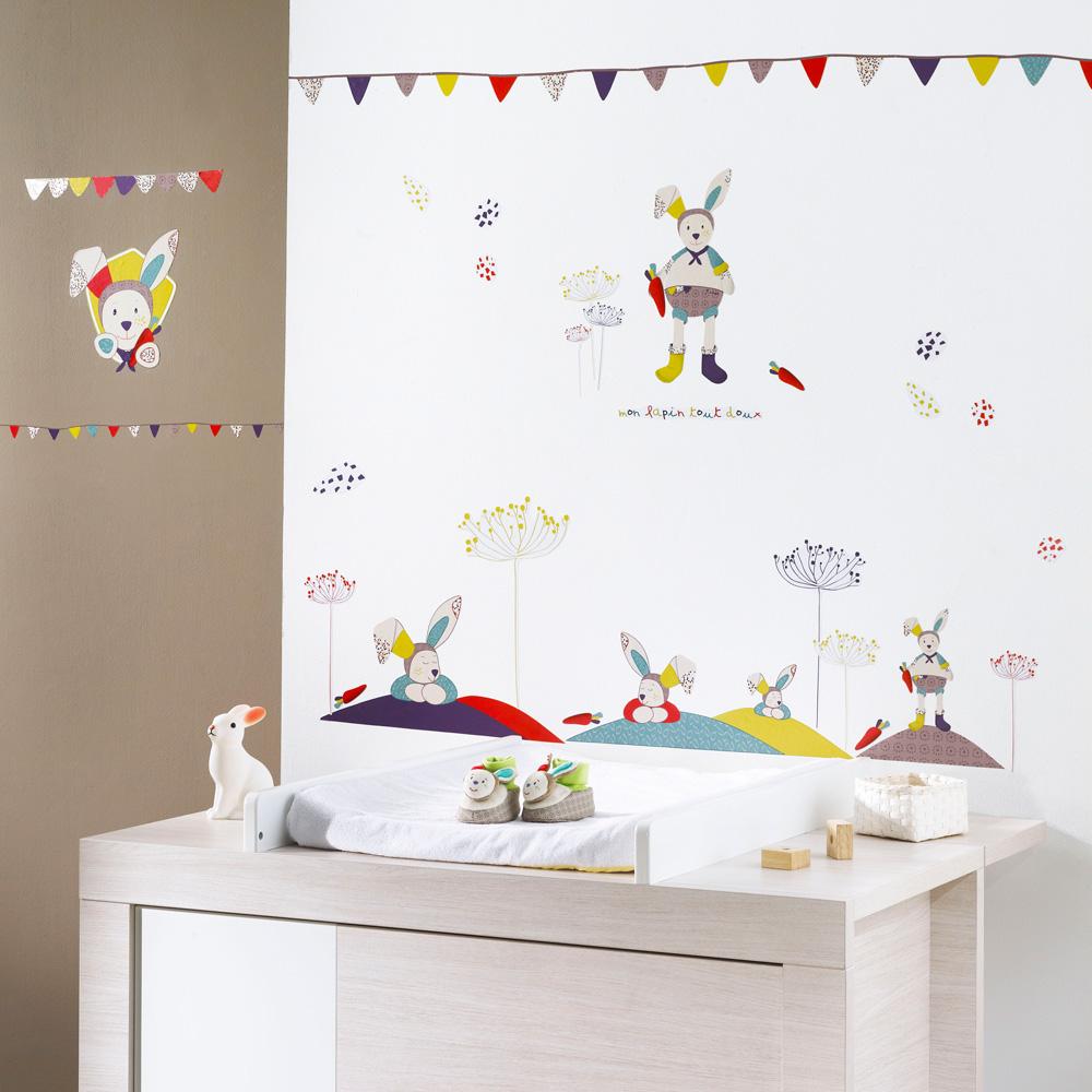 soldes stickers muraux tinoo 30 sur allob b. Black Bedroom Furniture Sets. Home Design Ideas