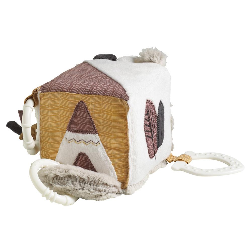 jouet d 39 veil b b cube d 39 activit s timouki de sauthon baby deco sur allob b. Black Bedroom Furniture Sets. Home Design Ideas