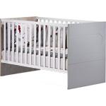 Lit bébé little big bed 70x140 nova pas cher