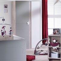 Chambre bébé duo nova lit + armoire