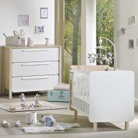 Chambre bébé duo nest lit + commode