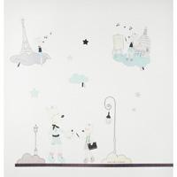 Stickers chambre bébé lulu chéri