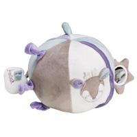 Jouet d'éveil bébé balle noisette
