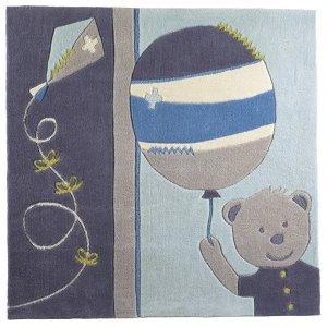 Tapis de chambre bébé lazare 110 x 110 cm