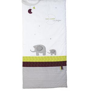 Edredon bébé india 60x120 cm