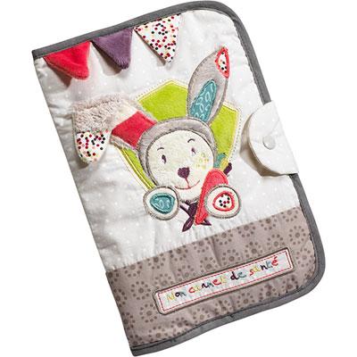 Protège carnet de santé tinoo Sauthon baby deco