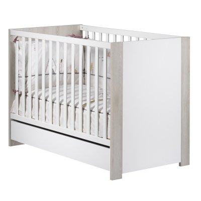 Tiroir pour lit bébé 60x120cm tipee Sauthon meubles
