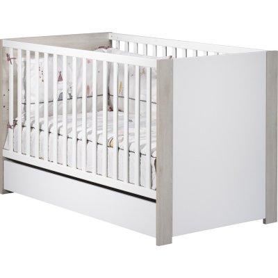 Tiroir pour lit little big bed 70x140cm tipee Sauthon meubles