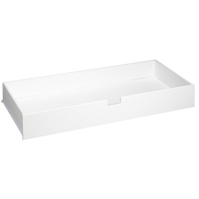 Tiroir pour lit 60x120 city blanc Sauthon meubles