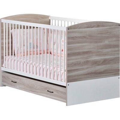Tiroir pour lit little big bed140x70cm vintage silex Sauthon meubles