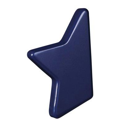 Jeu de bouton étoile bleu nova Sauthon meubles
