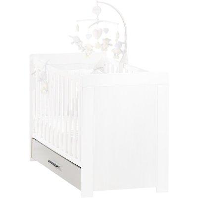 Tiroir lit 120x60 zen rivage Sauthon meubles