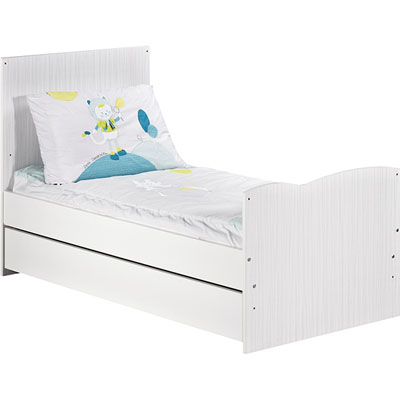 Lit little big bed 70x140 nino Sauthon meubles