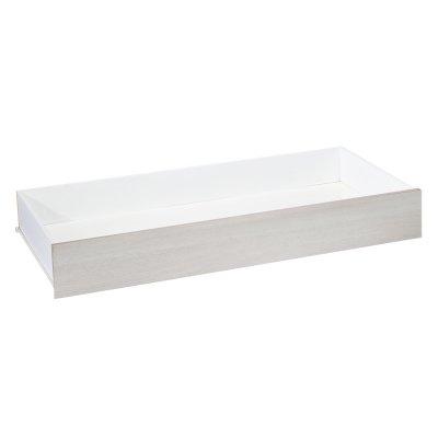 Tiroir pour lit 60x120 opale frêne sablé Sauthon meubles