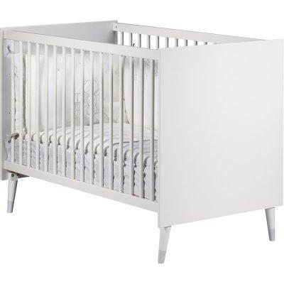 Lit bébé 60x120cm candie Sauthon meubles