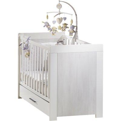Lit bebe 120x60 zen rivage Sauthon meubles