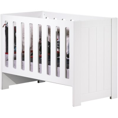 Lit bébé 60x120cm non transformable seaside Sauthon meubles