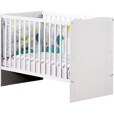Lit bébé 60x120 non transformable nino Sauthon meubles