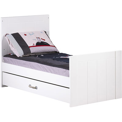 Lit little big bed 70x140cm seaside Sauthon meubles