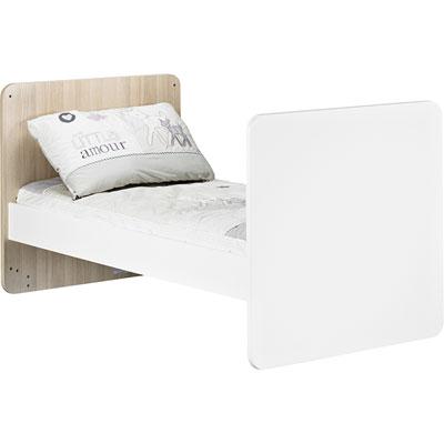 Lit little big bed nest 70x140cm Sauthon meubles