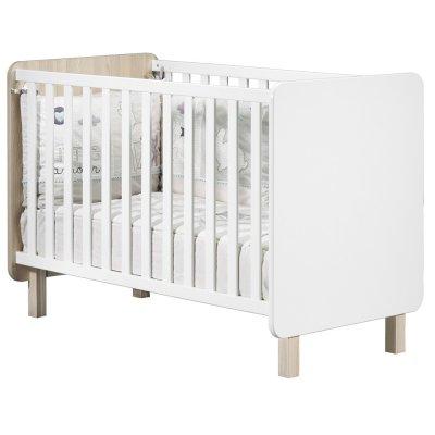Lit bébé 60x120 cm nest Sauthon meubles